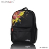 fashion new design backpack wholesale with 600*600D/PVC+210D polyester