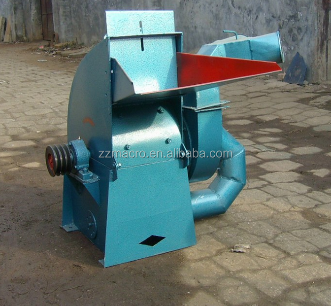 automatic animal feed crushing and mixing machine