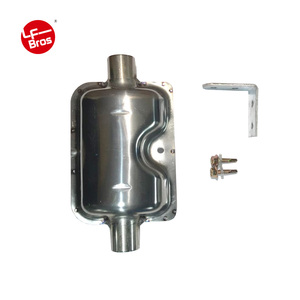 Muffler for air parking heater similar to Eberspacher diesel air heater