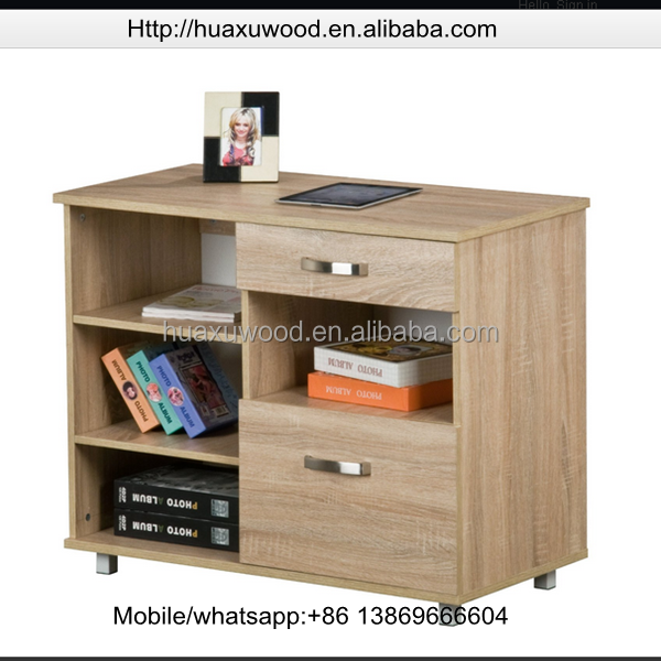 File Storage Cabinet ,Office Organizer in Sonoma Oak