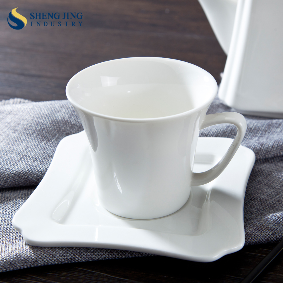 fengxi personalized tea cups and saucers 6oz designer coffee mugs