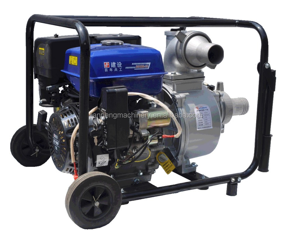 JIANSHE(CHINA) high pressure water pump portable fire pump honda fire pumps