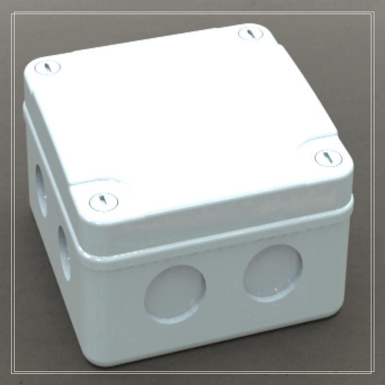 Outdoor Monitoring power supply plastic housing for Electronics