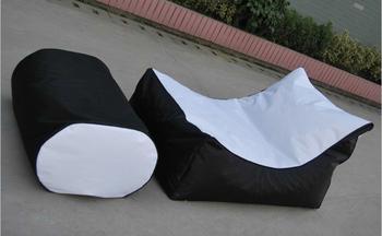 outdoor reclining bean bags giant bean bag cushion cover waterproof - Giant Bean Bags