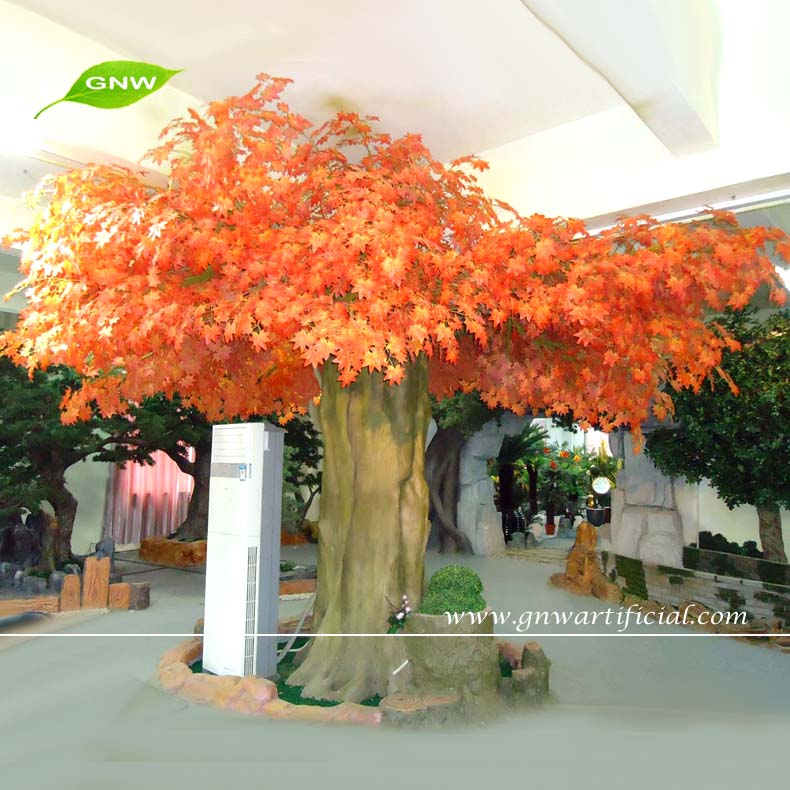 Large Outdoor Artificial Trees Maple, Large Outdoor Artificial Trees Maple  Suppliers And Manufacturers At Alibaba.com