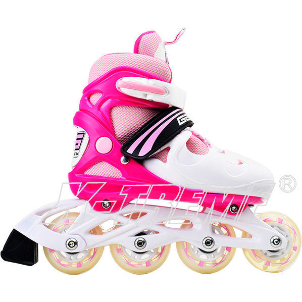 high boot shoes for children big pu wheel inline skate ice hockey skates RPIS0508