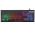 SATE- No MOQ Hot sale oem  brand stocked wired led backlight game switch gaming manufacturer usb keyboard for pc AK-840