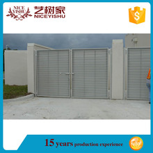 Hot Selling ! Concert Crowded Barrier Used Aluminum gate/aluminum livestock gates/main gate designs