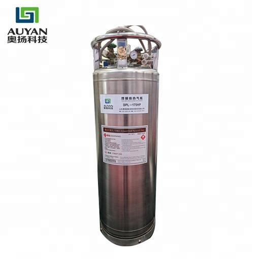 Durable Industrial gas cylinder, liquid oxygen tank