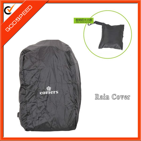 new arrival waterproof famous designer camera backpack bags with rain cover