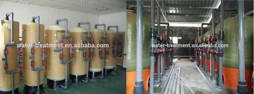 Water Filter Tank/frp Vessel/water Softener Vessel Frp Water Tank Price  With Automatic Or Manual Backwash Valve - Buy Small Frp Tank For Water