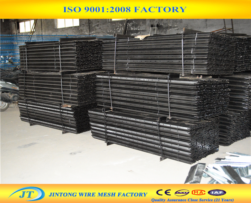 Galvanized Steel Fence Post Prices Buy Steel Fence Post