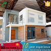 Multi purpose container house for residential shelter