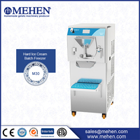 used commercial ice cream machine food safety standard ETL/CE Commercial Ice Cream Machine For Sale