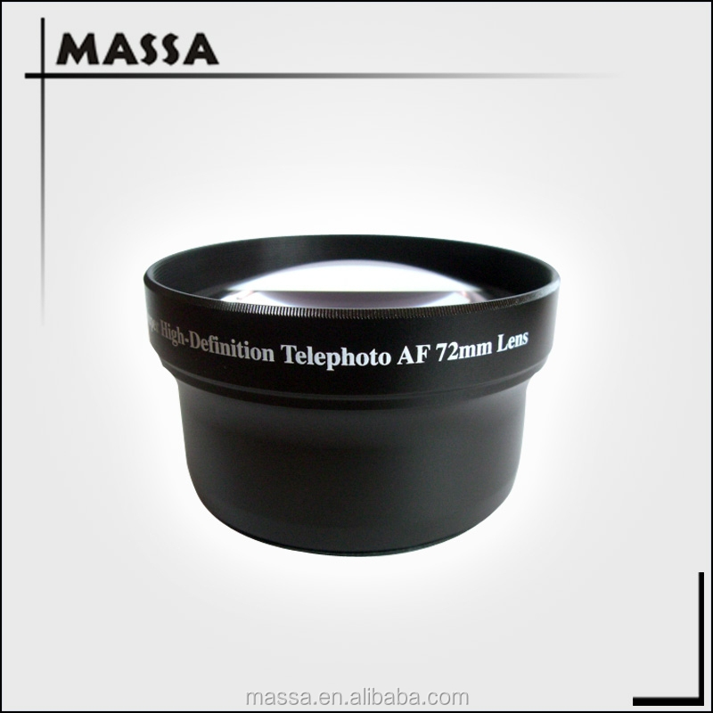 T2.0x 72mm Professional Camera Telephoto lens 827