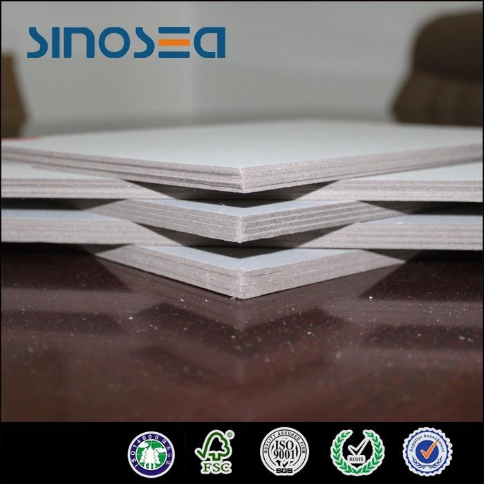 Offset printing paper grey chipboard/binding paper