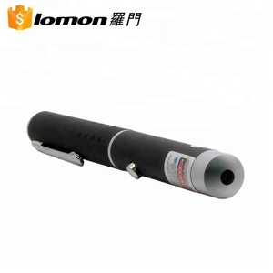 T4082-3 aluminum and copper waterproof pen laser pointer