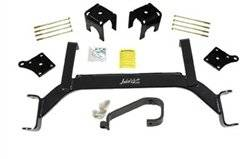 """JAKE's 5"""" Axle Lift Kit for EZGO TXT Electric Golf Cart 2001.5 - 2009"""