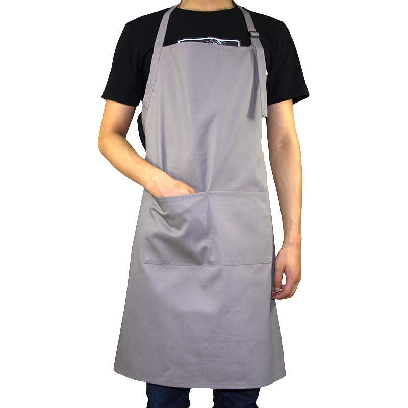 Wholesale high quality custom logo cleaning kitchen apron