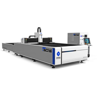 3MM Stainless Steel Carbon Steel CNC Fiber Laser Cutting Machine
