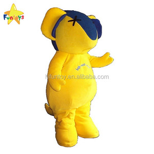 Funtoys CE Customized Enterprises Logo Design Mascot Costume