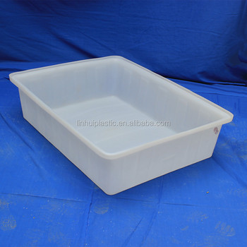 200 Liters Thin Plastic Small Rectangular Food Storage Containers