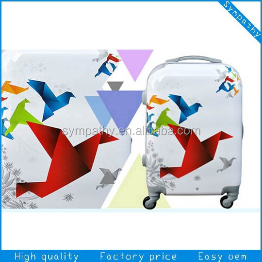 cartoon characters luggage luggage wholesale