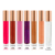 Unbranded matte lipgloss custom private label cosmetics make your own lip gloss