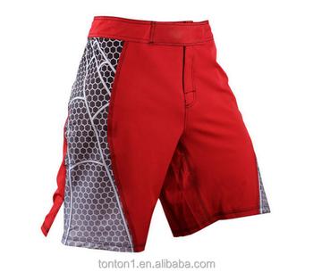 Los Cortos Pantalones De Boxeador Deportes Crossfit Hombres 0POvnymN8w