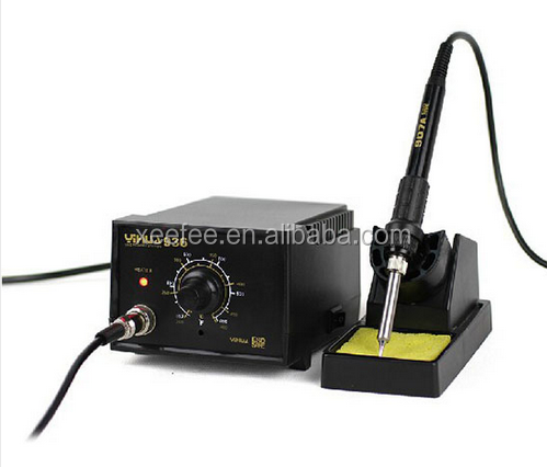 936 Lead Free Electric Soldering Irons Digital Display Temperature Solder Iron Station