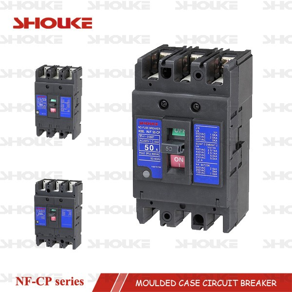 Shouke NF50-CP Electrical Circuit Breakers Types Manufacturer