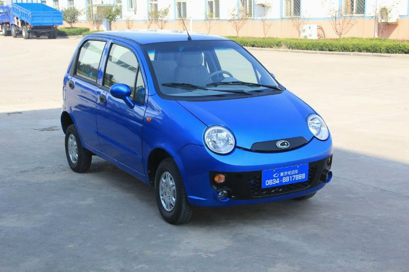E Mark L7e Electric Car Eone 02 Eec
