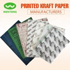 Cheap customized logo printed tissue paper 17gsm for cloth/fruit/shoe box/gift with company logo