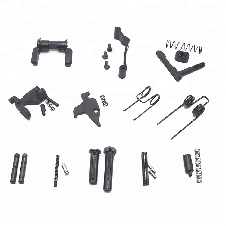 Mil-Spec Enhanced AR15 parts lower Parts Kit Fit For 223 Guns