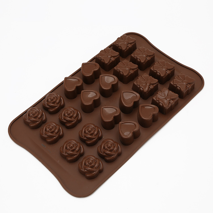 Handmade Silicone Soap Mold Nostick Silicone Molds For Chocolate 26 Cavities Alphabet
