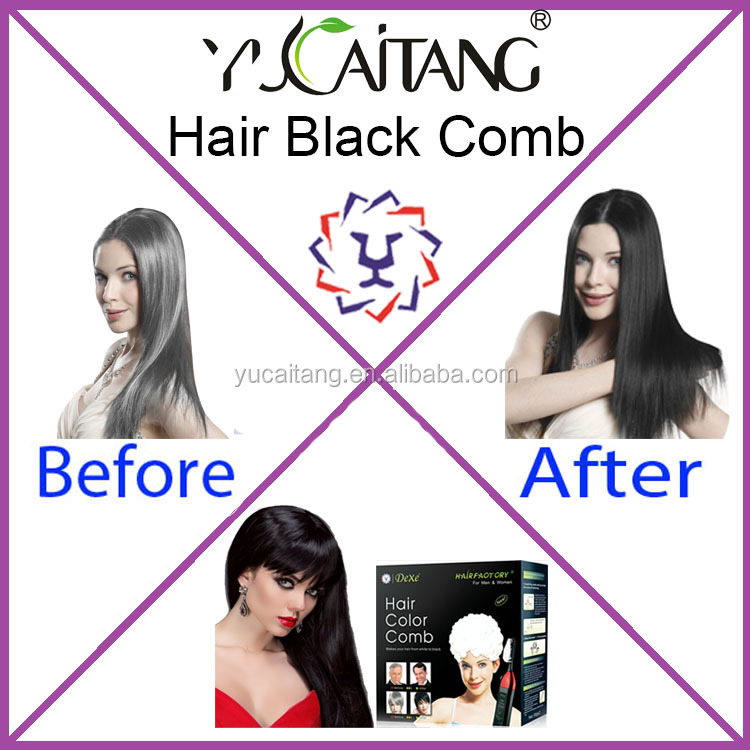 The Black Magic Combs Hair Dye Color Comb With Foams - Buy The Black ...