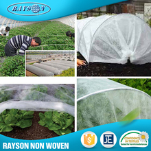 Oem Factory China Agriculture Non-Wovens Vegetable Cover Fabrics