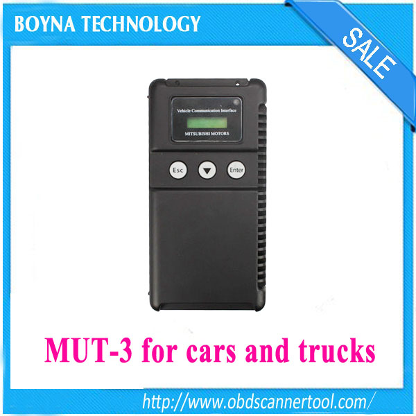 2015 Professional Mitsubishi MUT3 MUTiii mut 3 diagnostic tool For Mitsubishi truck and car