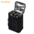Wine Delivery Bag Carrier Travel Insulated Wine Carrying Case Cooler Tote Bag with Detachable Divider for Picnic Beach Party Day