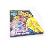 Hot sale children Spanish story books printing coloring book printing with factory price