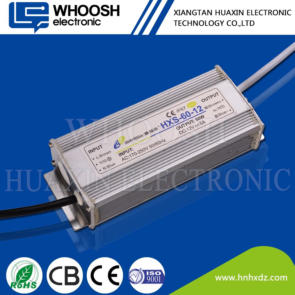 New sar voltage waterproof 12.5A switching power supply
