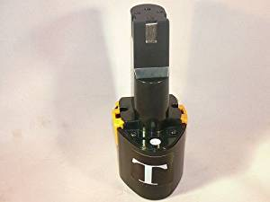 Replacement Panasonic EY9185 9.6V 2500mAh Power Tool Battery,TOOL-95--2 YR WARRA