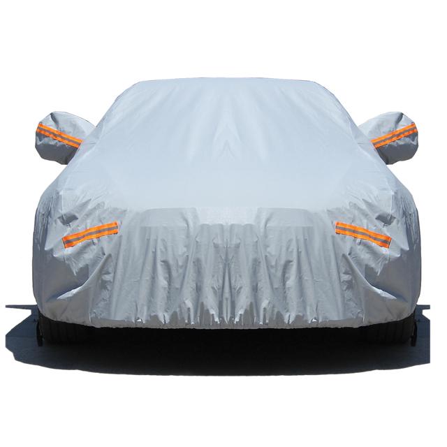 Goede kwaliteit factory direct auto zon cover regen parking