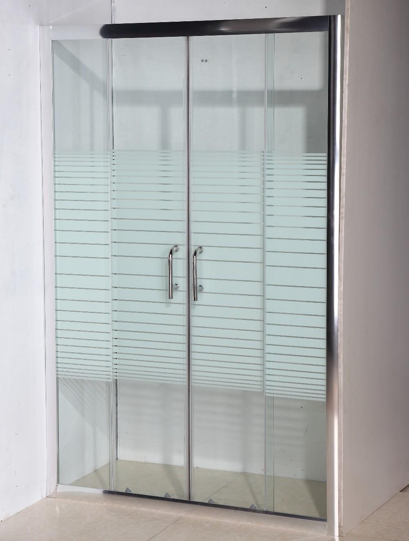 Pivot Used Shower Door With 3 Panel Buy Sliding Door