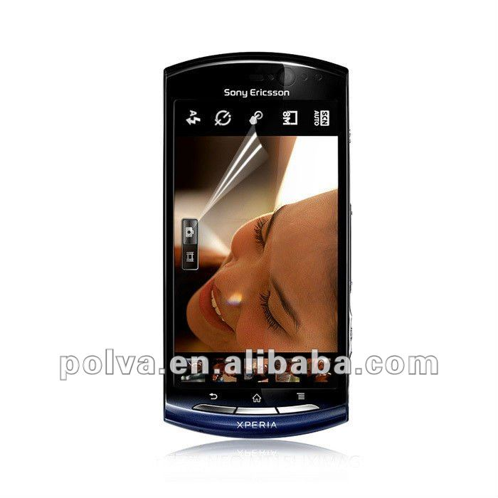 japan anti-glare screen savers for Sony Ericsson neo mt15i