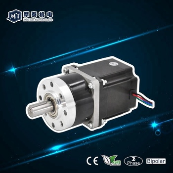Planetary Gearbox with Nema 23 Stepper Motor