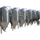 Stainless steel wine fermentation tank /beer fermentation tank for micro brewing system