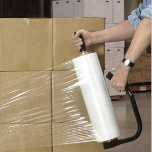 Stretch foil, stretch film for pallet wrapping/Clear Cast Stretch film