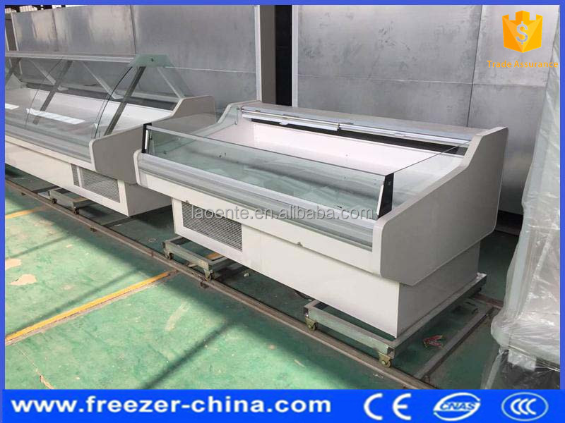Commercial Refrigerated Pastry Serve Over Counter with high quality