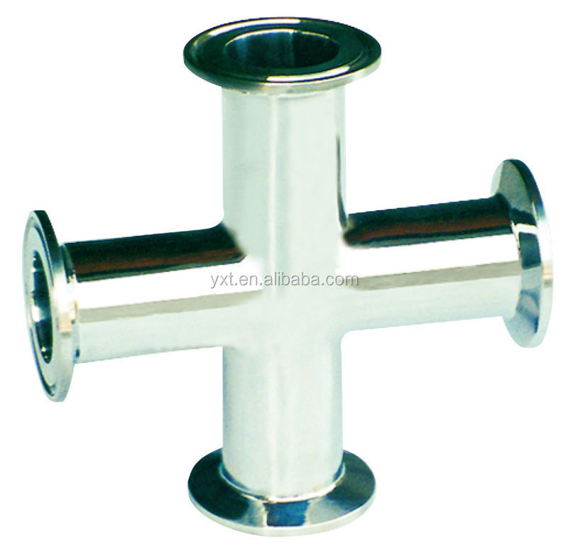 pipe fitting 4 way cross & beverage machine accessories